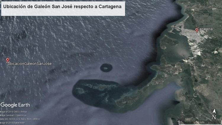 Galeón San José - DeepCo