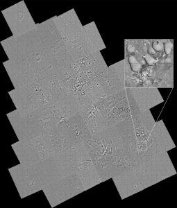 Fotomosaico REMUS 6000 - DeepCo