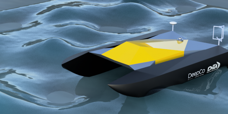 USV - Unmanned Surface Vehicle